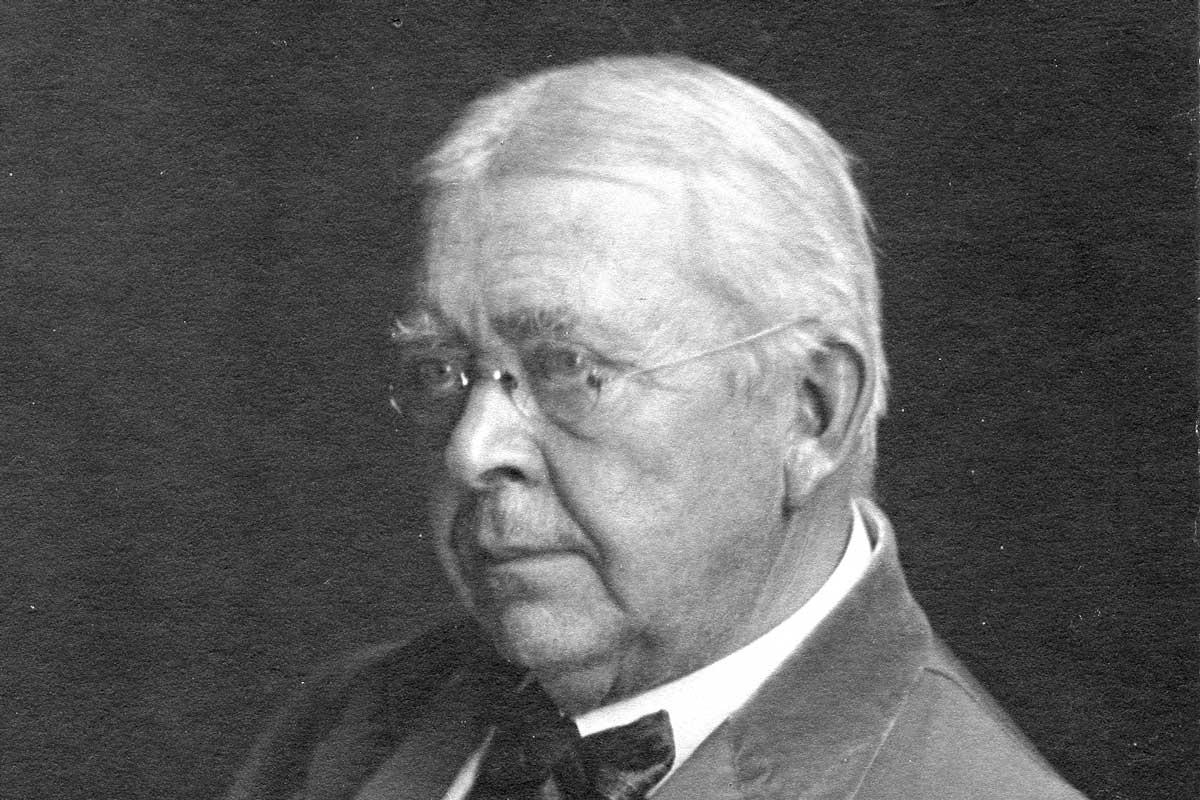 Founder Douglas Volk