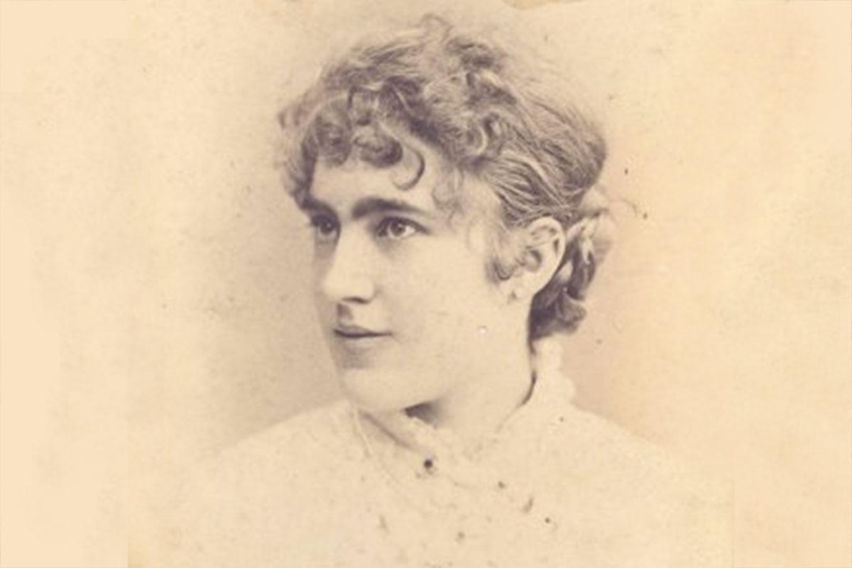 Founder Marion Larrabee Volk